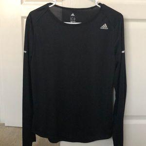 Black Athletic Top
